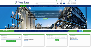 Digital Power Corp. Power Supply Company