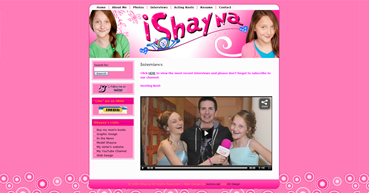 Shayna Chapman Actress